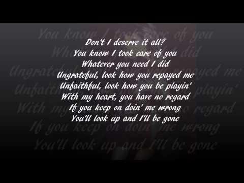 Jazmine Sullivan - Dumb [with Lyrics]