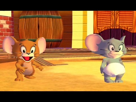 Tom and Jerry Movie Game for Kids   Jerry and Nibbles vs Duckling     Tom and Jerry Movie Game for Kids   Jerry and Nibbles vs Duckling and Tyke    Cartoon Games HD