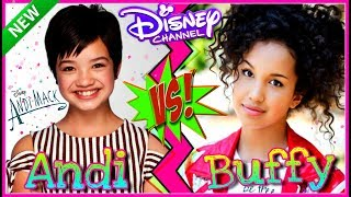Andi Mack Girls Battle! Sofia Wylie VS Peyton Elizabeth Lee Musical.ly Battle | Top Disney Girls