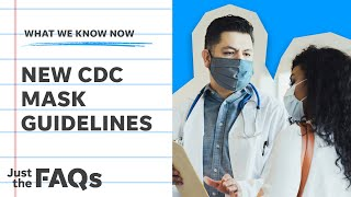 No more masks for those vaccinated  Here's how the new CDC guidelines affect you