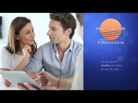 Handeys Finanzen – Kredite, Darlehen und Finanzierungen