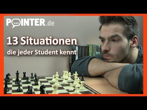 Patrick vloggt - 13 Situationen, die jeder Student kennt