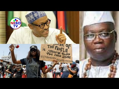 Alleged Nigerian Politicians To Flee The Country Due To The Tension Of #ENDSARS Protests