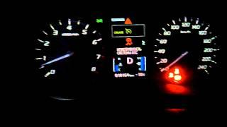 Mitsubishi Outlander 2013 ASC Fail