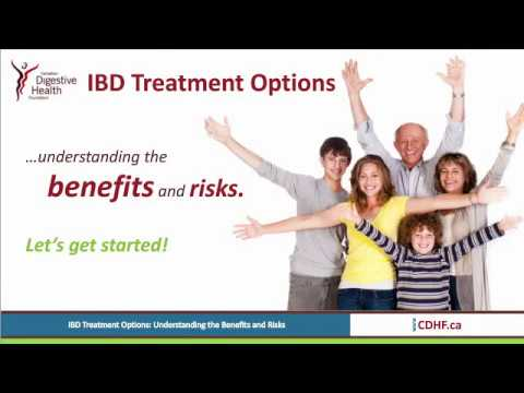 Understanding the Benefits and Risks of IBD Therapies