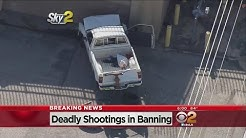 Police In Banning Processing 4-5 Crimes Scenes After Reports Of Random Deadly Shootings