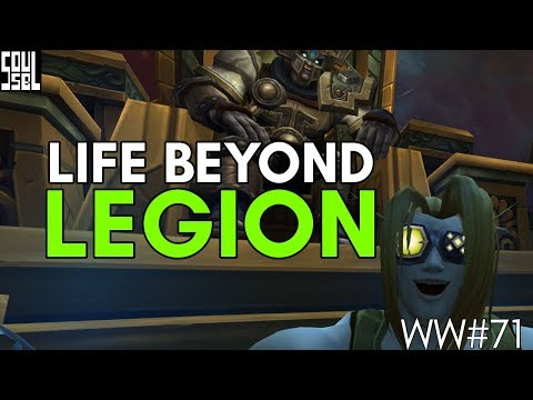 Antorus Cinematic Reactions and 7.3.5 Previews! World of Warcraft Weekly #71