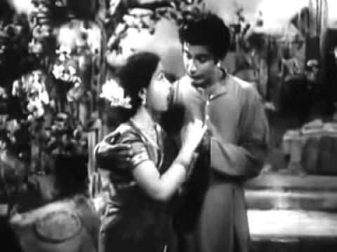 Meri Dil Ki Nagariya Mein Aana  Lata MADHOSH 1951 KK