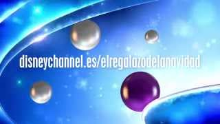 Disney Channel HD Spain - Christmas Advert 2014 [King Of TV Sat]