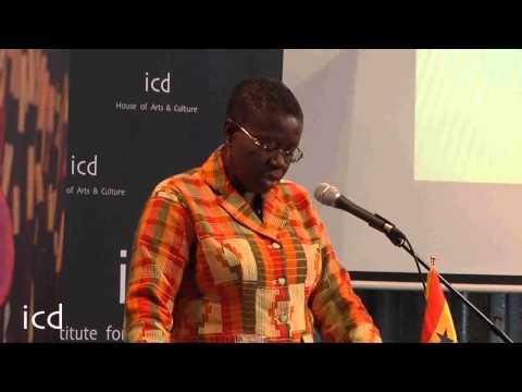 Akua Sena Dansua, Minister for Tourism of Ghana
