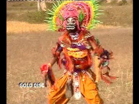 Folk Dances Of India | Bangla | Chhau | Hariharer Yudha | Devbrato Bhowmick | Gold Disc