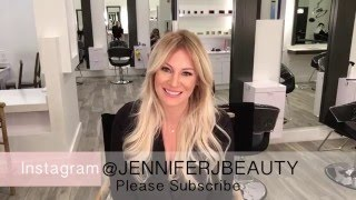 Fix brassy blonde hair yourself by Beverly Hills Celebrity Haircolorist!