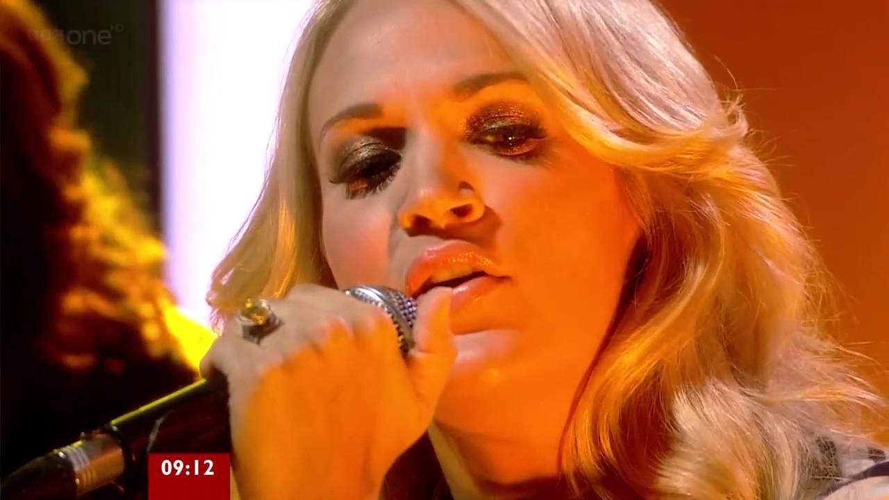Download Carrie Underwood - Blown Away (BBC Breakfast 19. 06. 2012)