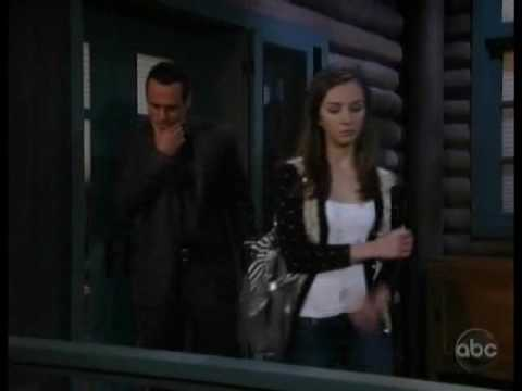 GH - Johnny Rescues Kristina From Bully's - June 7th, 2010