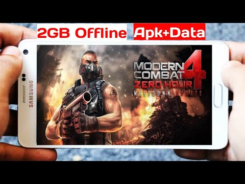 How To Download Modern Combat 4.zero Hours For Android Free