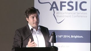 African Financial Services Investment Conference, Brighton, May 2014