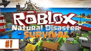 Roblox | I manage to survive! | Episode 1