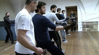Behind the scenes at Bootcamp - The Musketeers - BBC One