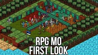 rPG MO (Free MMORPG): Watcha Playin'? Gameplay First Look