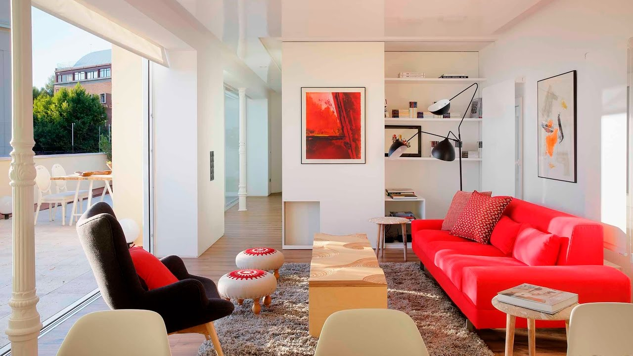 Visita Virtual Espectacular ático Con Terraza Reina Cristina I Madrid Ivory Escapes