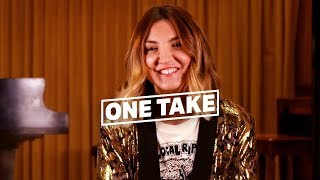 Julia Michaels: Songwriters, Texting, Movies & More | One Take