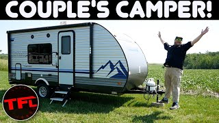 Check Out This Buḋget Camper That Packs a Lot of Punch For It's Size! TFL Camper Corner