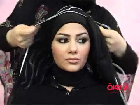 7b2c46fecf2db حجاب العروسة الجميل hijab لفات حجاب انيقة و سهلة لفات حجاب العروسه المحجبه