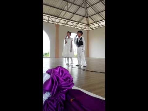 เพลงใกล้รุ่ง วันภาษาไทย โดยพี่ไดร์และน้องดล