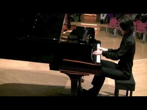 Georgijs Osokins - Bach/Busoni - Adagio BWV 564, Live 2017