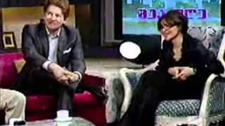 Elisso Bolkvadze & Philip Mann on Georgian TV Rustavi2