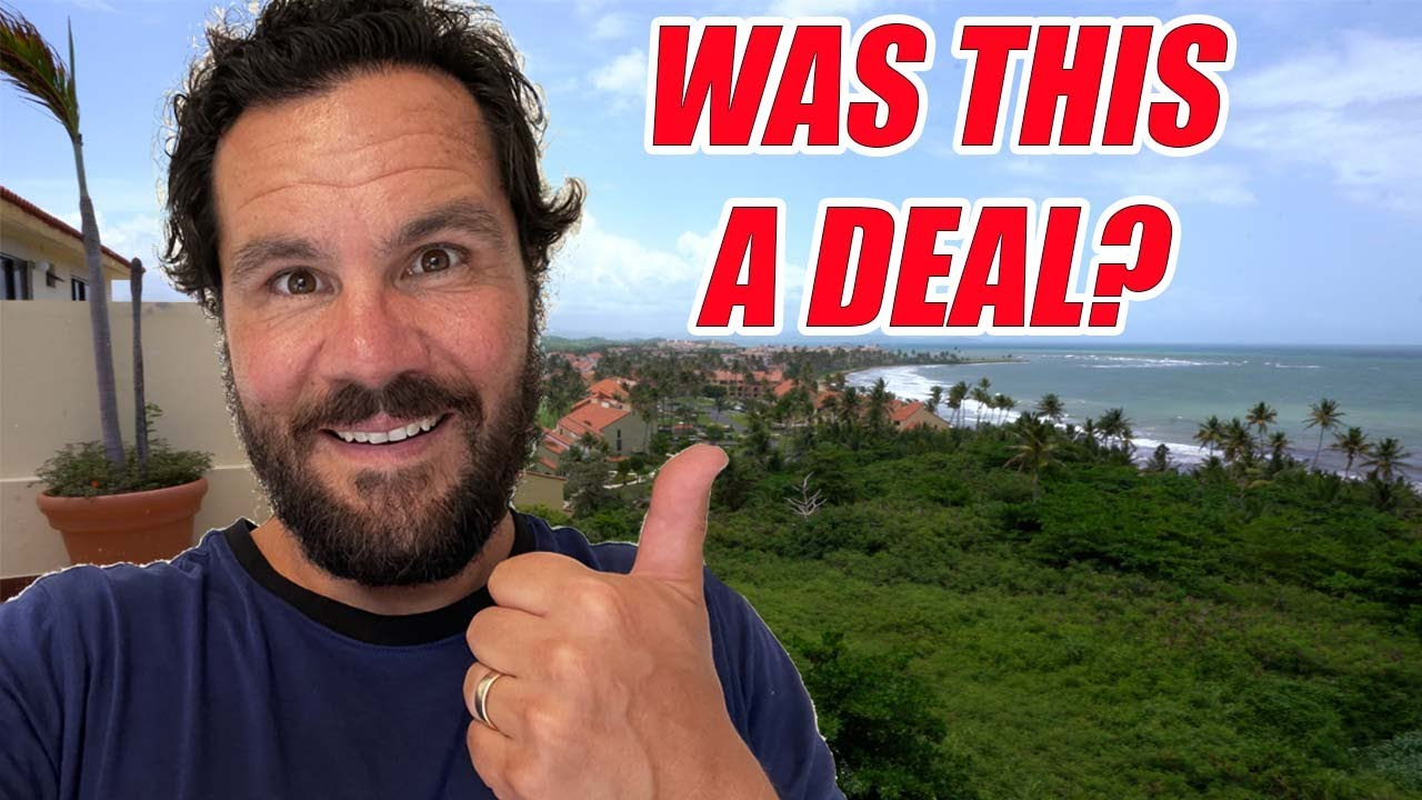 5 Reasons Why I Bought An Oceanfront Condo In Puerto Rico (With Property Tour)