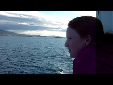 Ferry back to Harris from North Uist