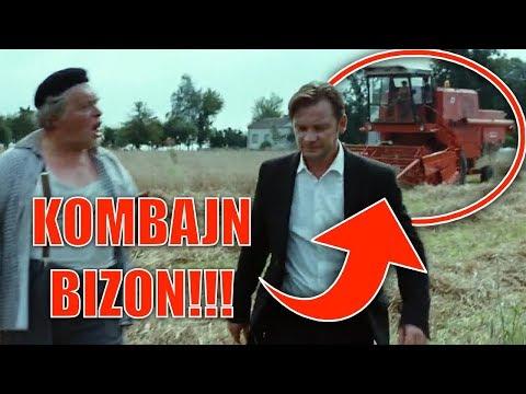 Ciągniki I Maszyny Rolnicze W Filmach Odc. 1 - Bizon Super Na Wielkim Ekranie  [Matheo780]