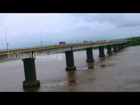 Mandovi Bridge in Goa