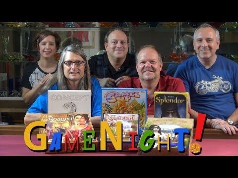 GameNight! 2014 Spiel des Jahres & Kennerspiel des Jahres Special