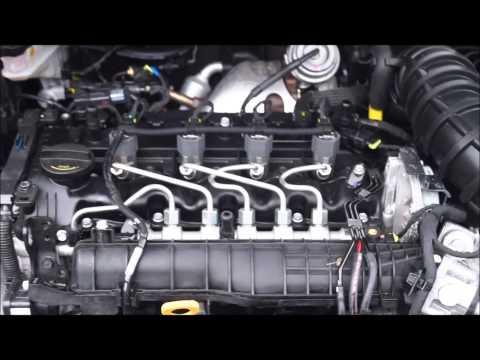 2013 HYUNDAI i40 1.7 CRDI ENGINE D4FD 5,526K MILEAGE