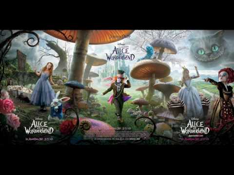 Proposal Down The Hole Danny Elfman Pista 3 Alice In Wonderland