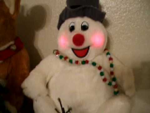 Frosty the Snowman by The Caroleer Singers and Orchestra ...