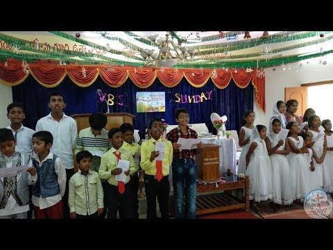 Vacation Bible School 2018 - Theme: Amazing Truths - Zion Prayer House