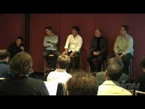 GDC 2007 RPG Roundtable  Pt.3