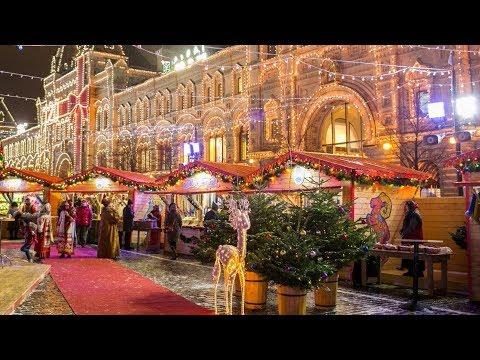 Великий Устюг вместо Парижа. Почему новогодние путешествия по России становятся популярнее