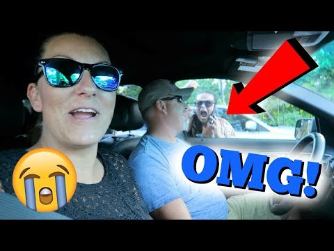 😱 CREEPY LADY YELLING AT MARK ON VACATION! 😱 CAUGHT ON CAMERA!!