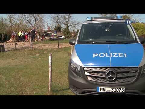 Tödlicher Unfall in Rostock: Student in selbst gegrabenem Weinkeller verschüttet