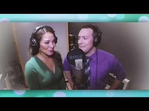 Good Day Atlanta's Alyse and Paul record Christmas duet