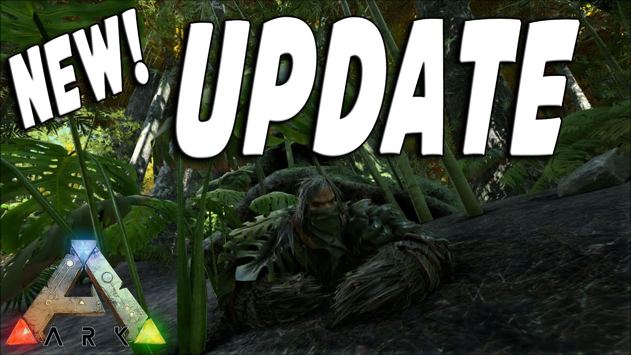Ark survival evolved new update patch v226 guillie suit oviraptor ark survival evolved new update patch v226 guillie suit oviraptor and more youtube malvernweather Gallery