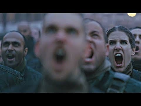 Alpha Omega Chant - Battle Cry Scene | War For The Planet Of The Apes (2017)#LOWI