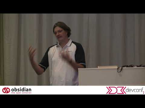 Mike Geyser - Building Progressive Web Apps with Angular @ DevConf Johannesburg 2018
