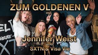 Zum Goldenen V mit JENNIFER WEIST, Visa Vie & SXTN -Trailer