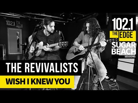 The Revivalists - Wish I Knew You (Live At The Edge)