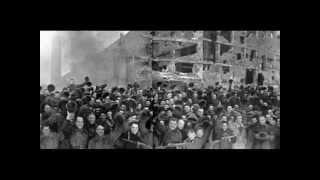 Battle of Stalingrad Survivors return to Germany 1955, 6th army survivors return